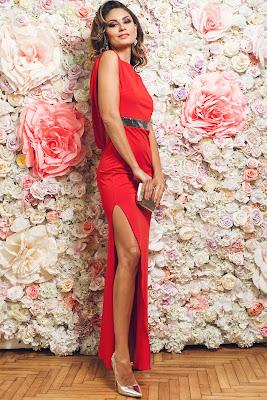 Vestidos Rojos Largos 2017