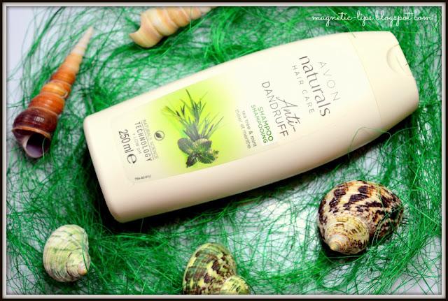 szampon z avonu