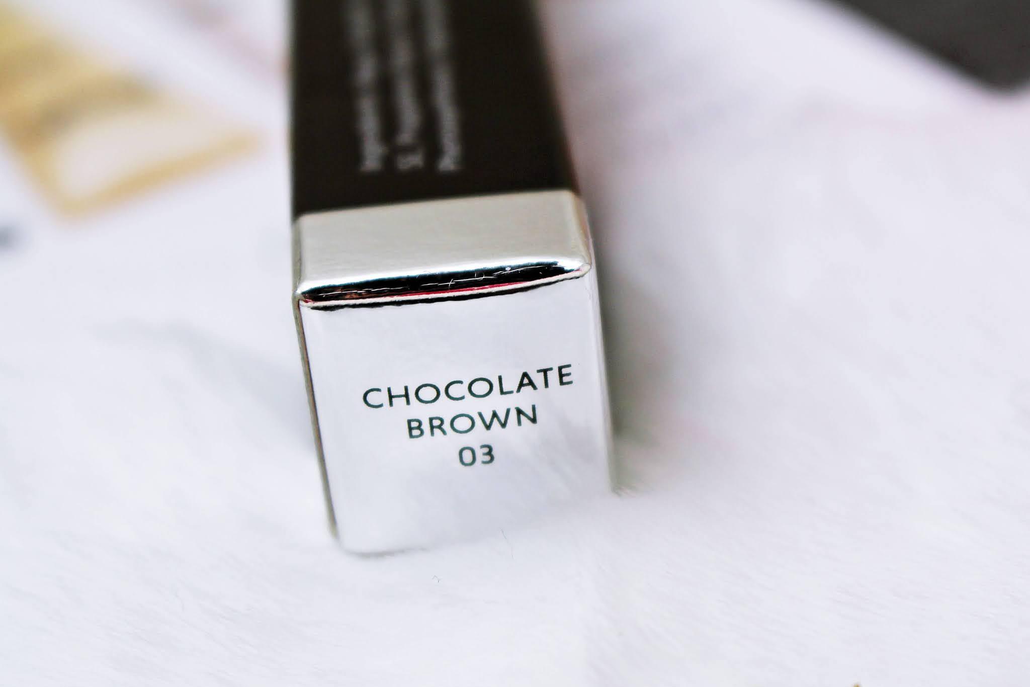 Żelowy Tusz do Brwi Semilac Lady Brows 03 Chocolate