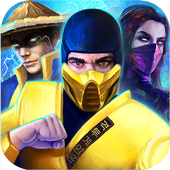 Download Ninja Games Fighting - Combat Kung Fu Karate Fight for Android APK