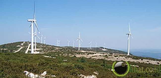 Perancis Energi Tenaga Angin