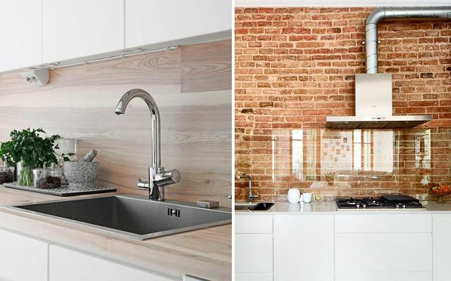 Marzua revestimiento de frentes de cocina - Revestimiento de paredes para cocinas ...