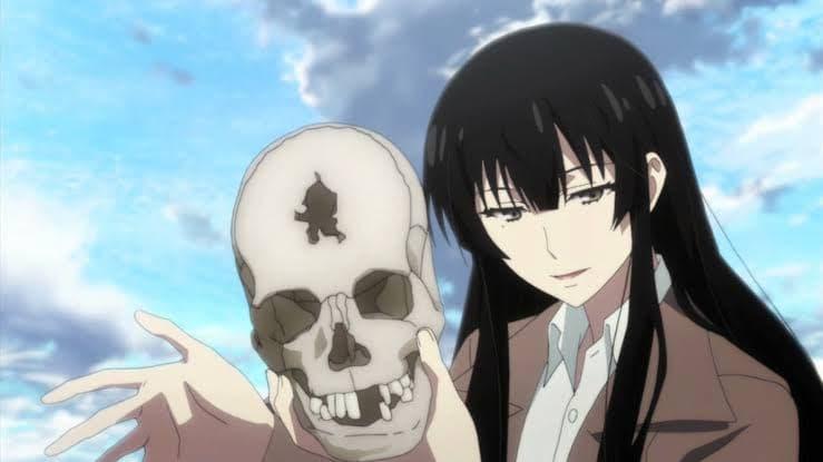 มีศพฝังอยู่ใต้เท้าคุณซากุระโกะ - อนิเมะดราม่าที่มีกลิ่นสืบสวนปนอยู่จาง ๆ