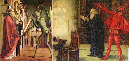 Tokoh Terkenal yang Menjual Jiwanya Kepada Setan