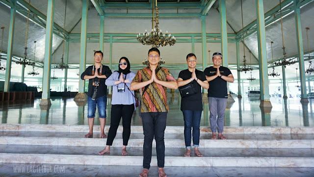 Pura Mangkunegaran Surakarta