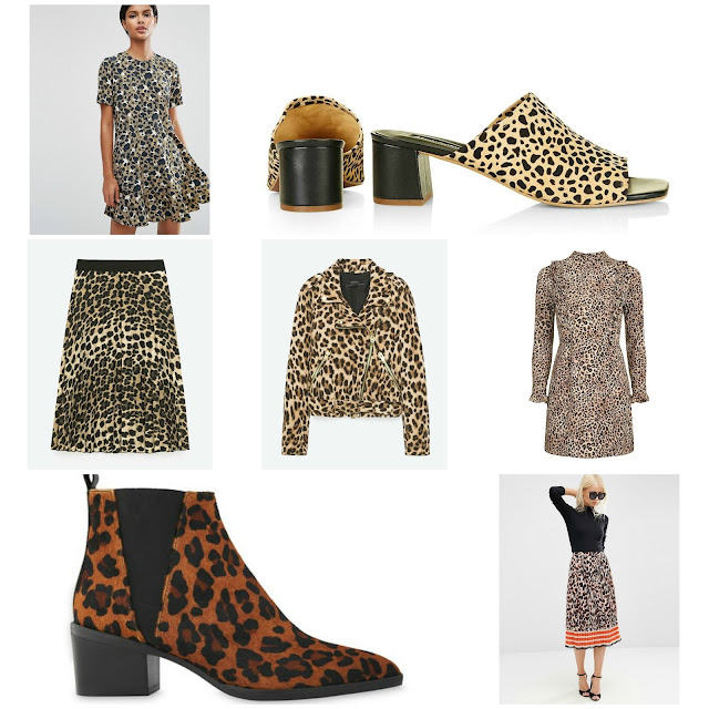 The Leopard Print Edit by Laura Lewis