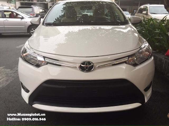 Toyota Vios 2016 lắp động cơ mới với giá khởi điểm 564 triệu