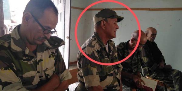 """طائرة مُسيّرة مغربية تقتل """"قائد الدرك"""" في جبهة البوليساريو بَعد محاولته الاقتراب من الجدار الأمني"""