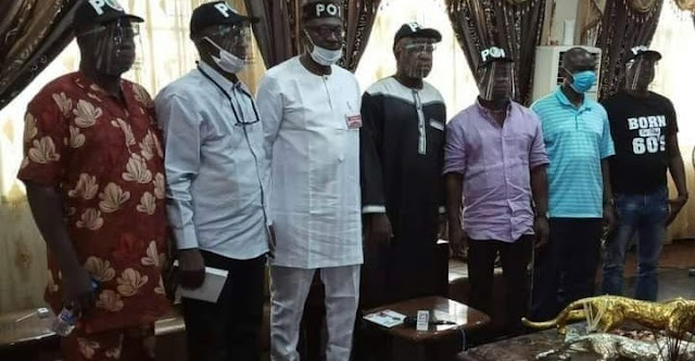 Obaseki's family members declare for Ize-Iyamu
