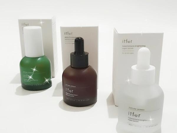 Review ITFER Serum Solution Series