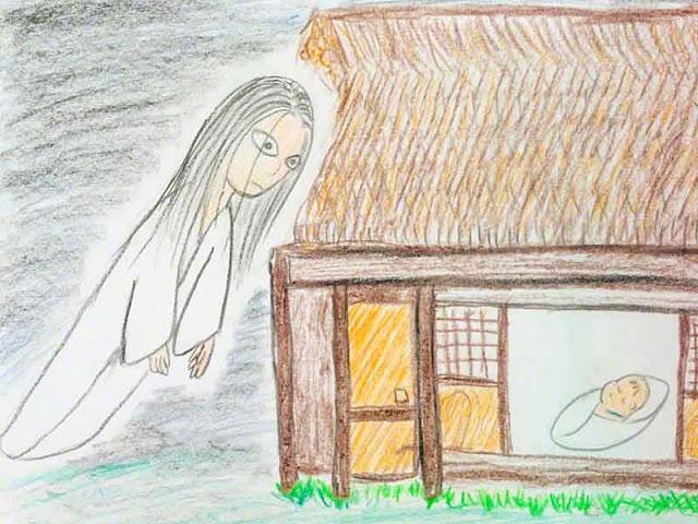 ghost, Handu-gwa,stillborn, baby, child, house