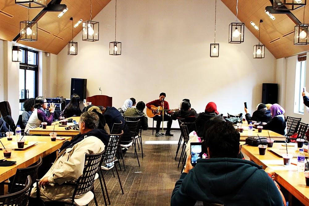 Aizat Amdan Show Case Live in Seoul, Korea (Korea E Tour)