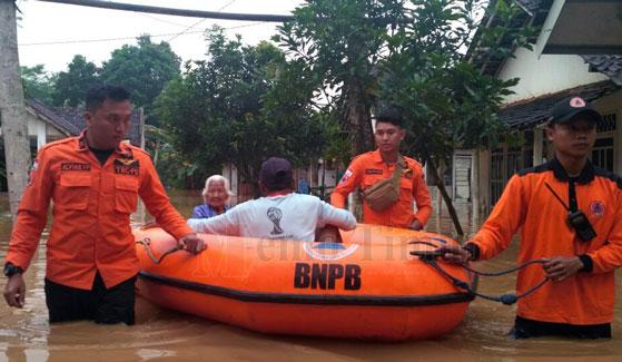 Banjir Parah di Rowokangkung