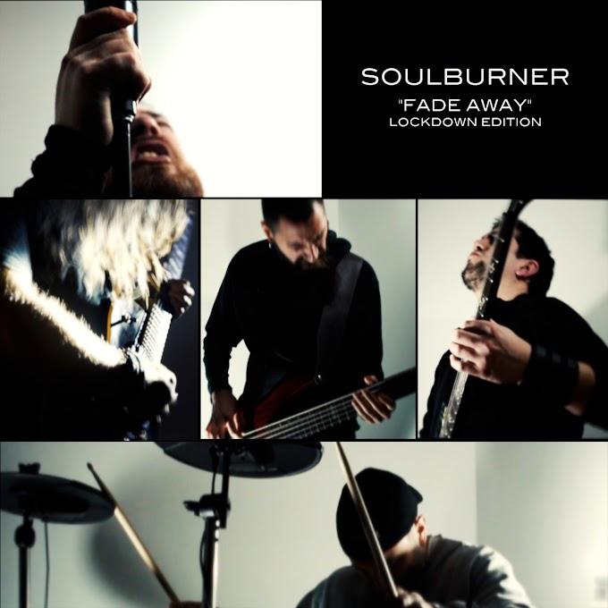 Soulburner lanzó nuevo single y videoclip. Adelanto de su próximo álbum a estrenarse en 2021