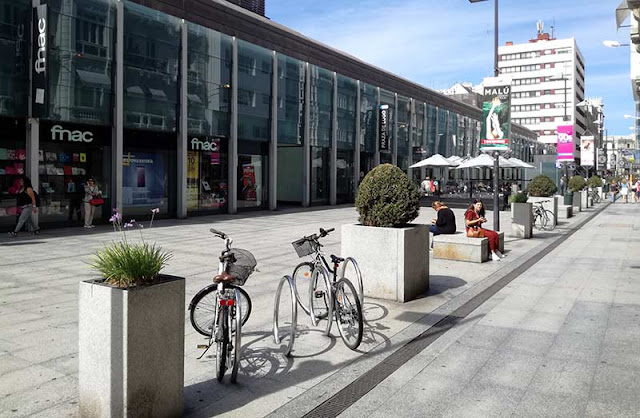 Plaza de Lugo