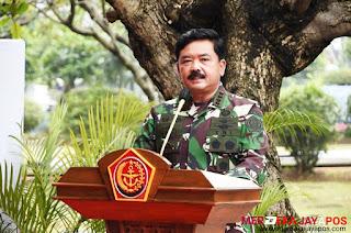 Panglima TNI Perintahkan Jajaran Tingkatkan Pengamanan Setelah Serangan Teroris di Gereja dan Mabes Polri