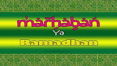 kata kata menyambut ramadhan menyentuh hati