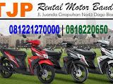 Jasa Sewa motor Bandung terdekat Hotel Grand Serela