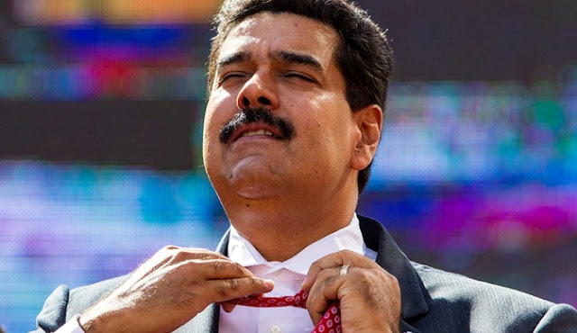 """Maduro """"arrugó"""" con el Plan 50 de precios mínimos para los productos básicos"""