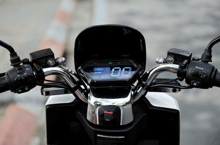 Trải nghiệm xe điện Yadea BuyE - leo dốc mạnh mẽ, tầm giá 20 triệu
