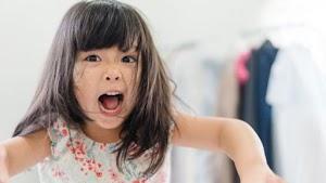 5 Faktor Kebiasaan Anak Suka Membentak dan Berteriak