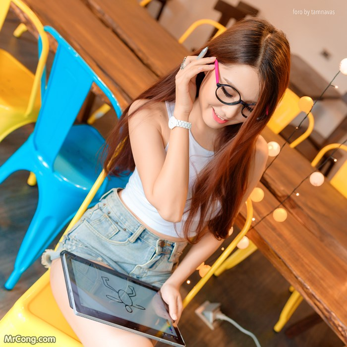 Image Girl-xinh-Viet-Nam-by-Le-Thanh-Tam-MrCong.com-013 in post Bộ ảnh con gái Việt xinh đẹp và quyến rũ chụp bởi Lê Thành Tâm (260 ảnh)