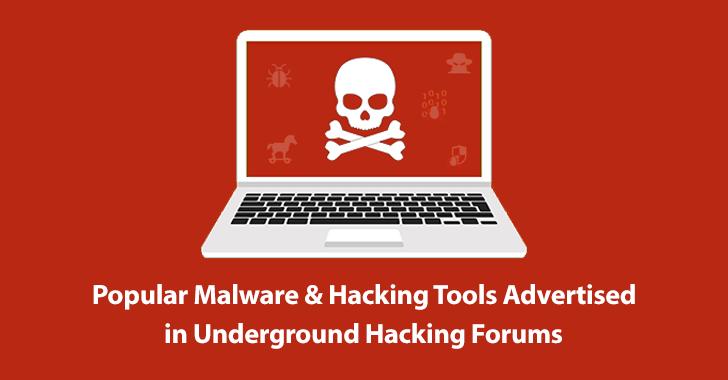 Underground hacking Forums