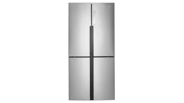 Haier HRQ16N3BGS French Door Refrigerator