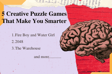 Puzzle Games to Enhance your Brain Power
