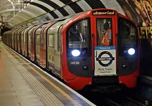 Suicide in the London Underground Railway Tunnel