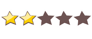 star rating: two stars
