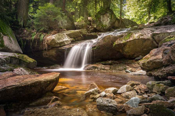 Bommana Cheruvu Falls