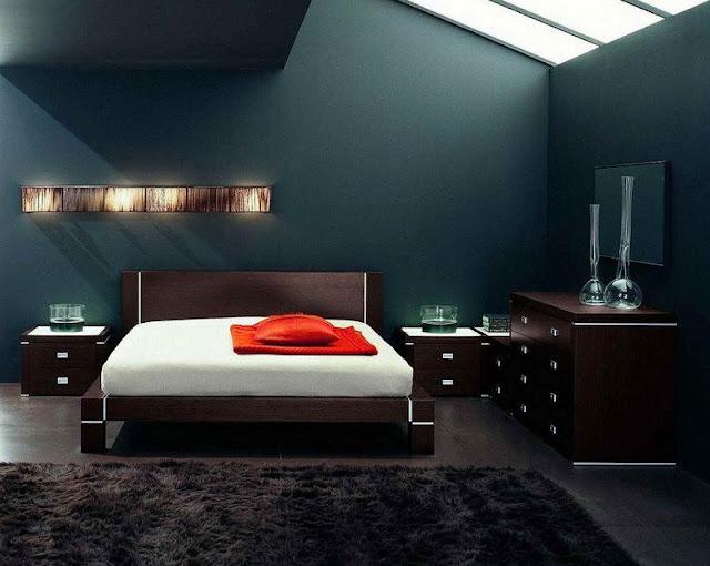bedroom design ideas for men