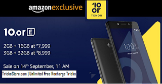 10.or E Phone In India Price Details Amazon India Sale Tricksstore