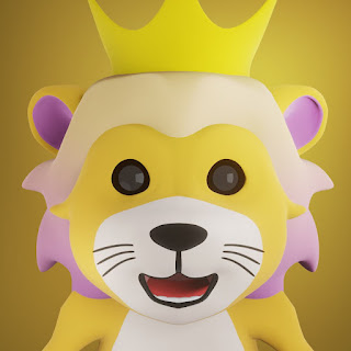 Karakter Om Bre pada animasi 3D musik dan lagu anak Indonesia Hoala dan Koala