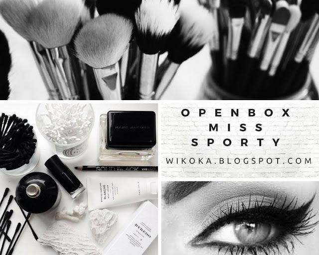 Paczka od Miss Sporty - OPENBOX -