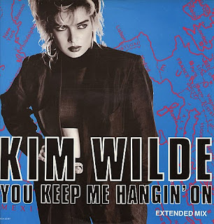 Kim Wilde - Keep Me Hangin' On okładka albumu