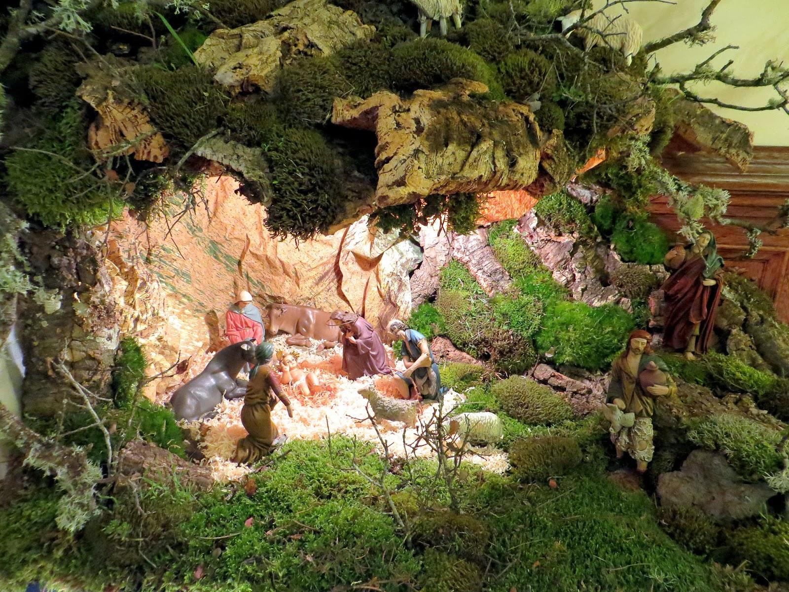 EBELGARLE: El Belén, Un Milagro En Navidad