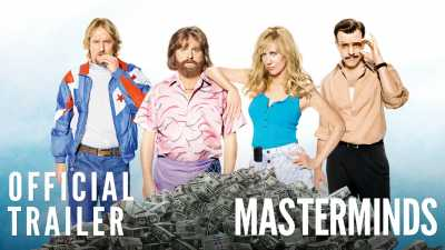 Masterminds (2016) Dual Audio 300MB Hindi Movies Download