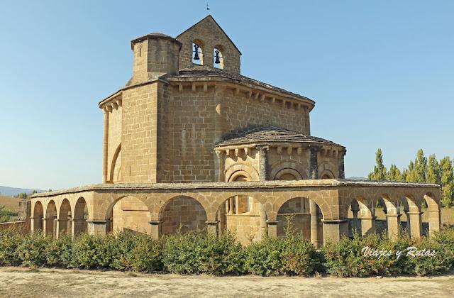 Ermita de Santa María de Eunate de Navarra