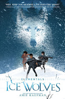 ice wolves by amie kaufman book cover
