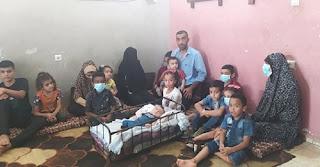 مناشدة المواطن أسامة اللداوي واسرته