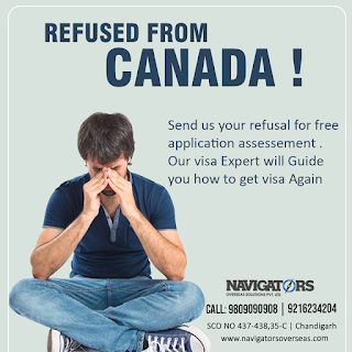 Canada Visa Office Chandigarh Pathankot, Amritsar, Mohali, Punjab and Haryana