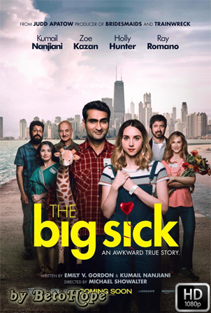 The Big Sick [1080p] [Latino-Ingles] [MEGA]