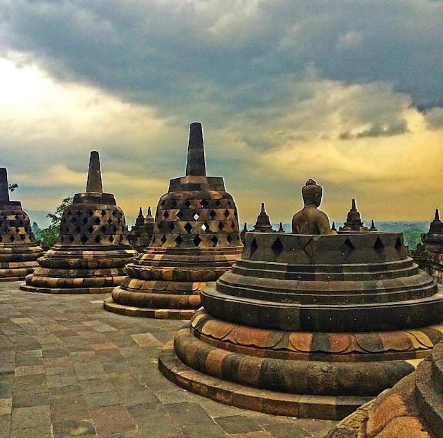 Wisata ke Candi Borobudur, paket wisata magelang murah