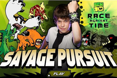 Ben10 Savage Persuit