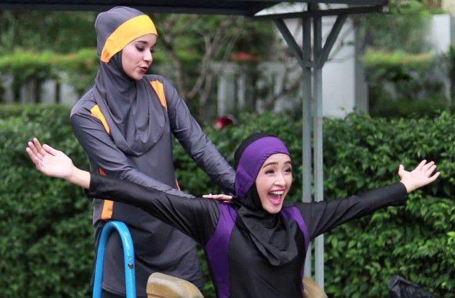 db75bf7fed44d Muslim Swimming suit Australia - Islamic Swimwear Brisbane