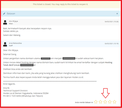 Sukses support hosting by hoster