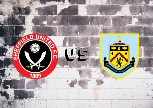 Sheffield United vs Burnley  Resumen