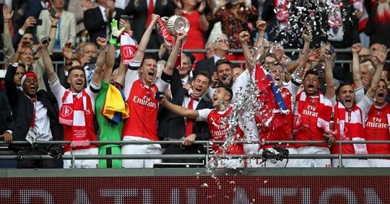 Arsenal là đội bóng thành công nhất lịch sử giải đấu FA Cup.